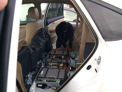 2006, 2007, 2008 Lexus RX 400h, Hybrid Battery Replacement, Ace Hybrid Group