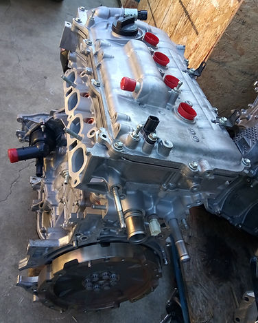 Toyota Prius Fully Re-Built Engine, Ace Hybrid Group