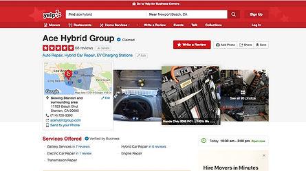 Ace Hybrid Group on Yelp