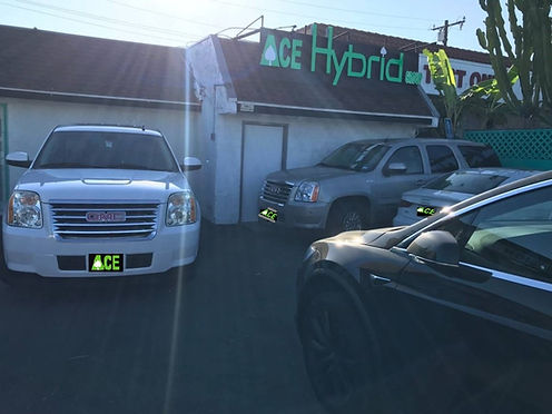 2008, 2009, 2010, 2011, 2012, 2013 GMC Yukon Hybrid, Hybrid Battery Replacement, Ace Hybrid Group