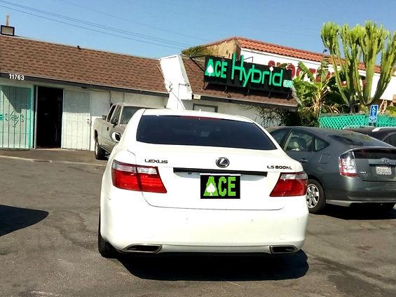 2008, 2009, 2010, 2011, 2012, 2013 Lexus LS 600hL, Hybrid Battery Replacement, Ace Hybrid Group