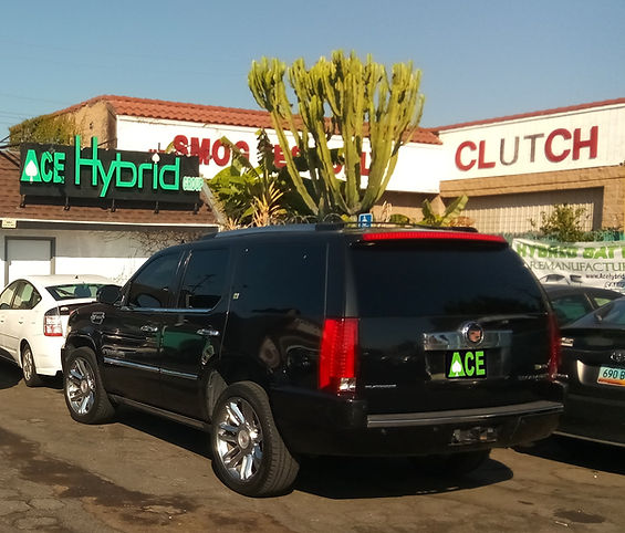 2009, 2010, 2011, 2012, 2013 Cadillac Escalade Hybrid, Hybrid Battery Replacement, Ace Hybrid Group