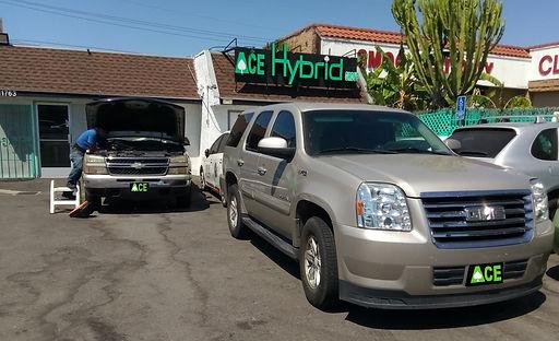2008, 2009, 2010, 2011, 2012, 2013 GMC Yukon Hybrid, Hybrid Battery Replacement, Chevrolet Silverado Hybrid, Ace Hybrid Group