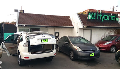 2006, 2007, 2008 Lexus RX 400h, Hybrid Battery Replacement, Ace Hybrid Group, Toyota Prius
