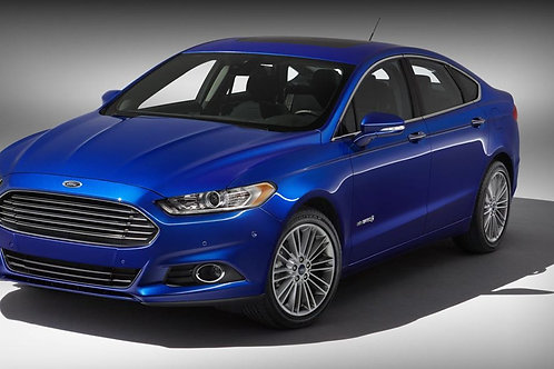 Ford Fusion, 2012-2015, 6-month/ 8,000 Mile Warranty