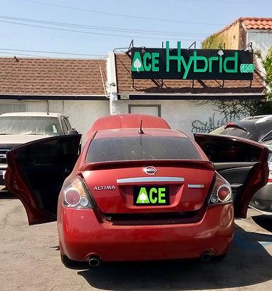 2007, 2008, 2009, 2010, 2011 Nissan Altima Hybrid, Hybrid Battery, Ace Hybrid Group