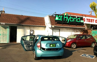 Hybrid Battery Replacement, Repair, Toyota Prius C, Ace Hybrid Group