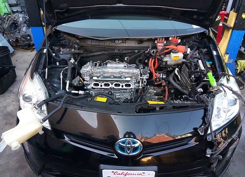 Toyota Prius Engine Replacement, Fully Re-built Engine, Ace Hybrid Group