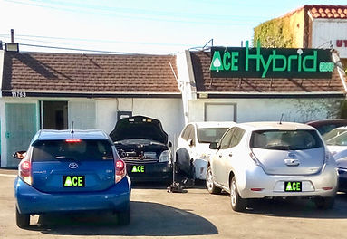 Hybrid Battery Replacement, Repair, Toyota Prius C, Nissan Leaf, Ace Hybrid Group