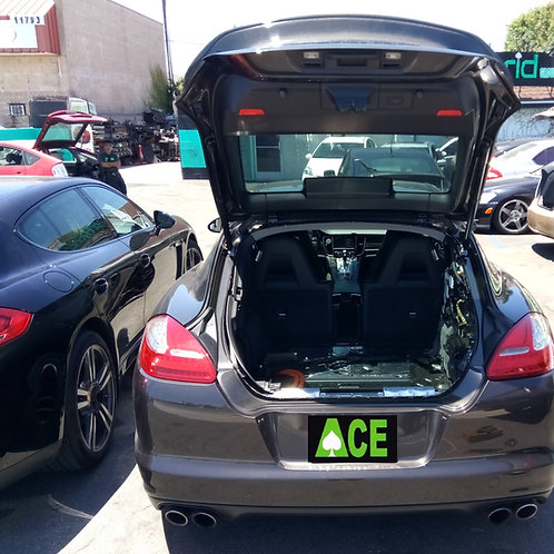 Porsche Panamera Hybrid, 2011 to 2013, Hybrid Battery, 2-Year/ 30,000 Mile Warra