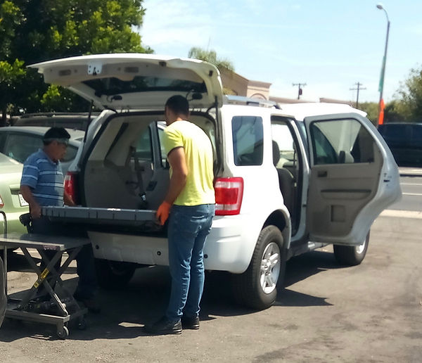 2005, 2006, 2007, 2008, 2009 Ford Escape Hybrid, Hybrid Battery Replacement, Ace Hybrid Group