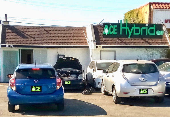 2011, 2012, 2013, 2014 Nissan Leaf Battery Repair, Battery Replacement, Toyota Prius C, Ace Hybrid Group