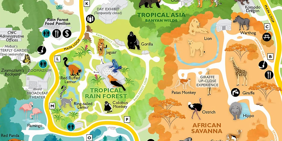 Field Trip : Woodland Park Zoo