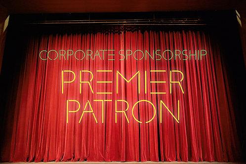 Premier Patron Sponsorship