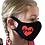 Thumbnail: Heart face mask
