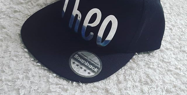 Personalised Snapbacks one colour cap hats