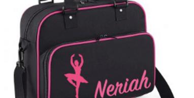 Personalised sports bag