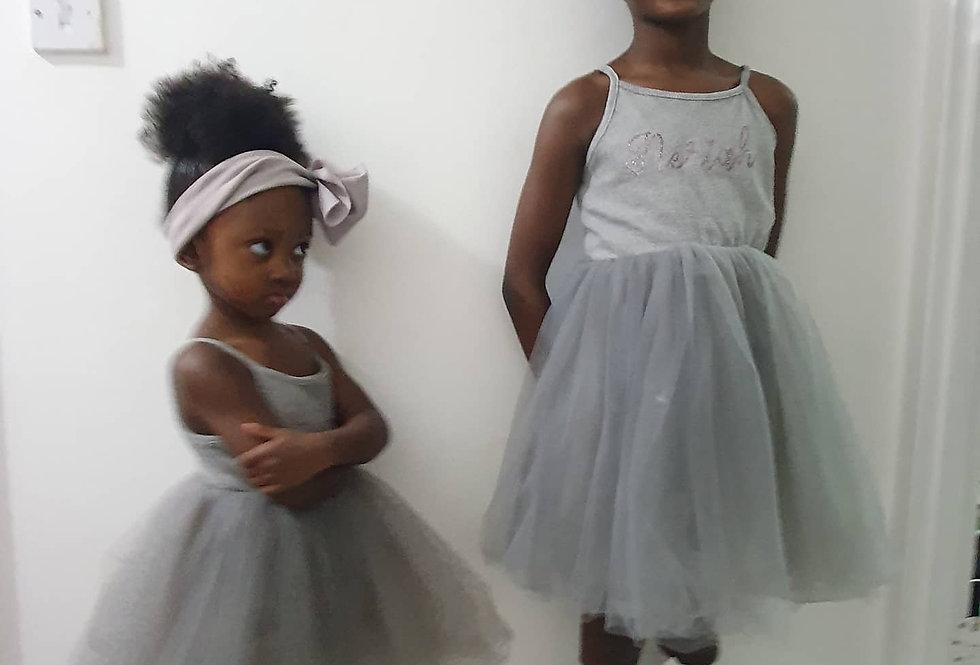 Personalised Tutu Dress