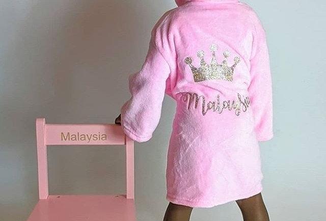 Personalised Nightgown (6m-6yrs girls)