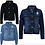 Thumbnail: SPLASH! Denim Jacket 3m-13yrs (BOYS)