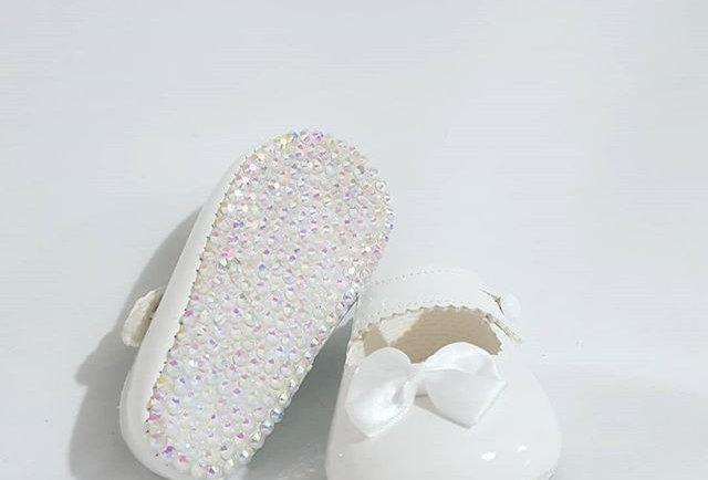 Bling Crib Shoes