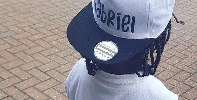 Personalised Contrast Snapbacks hats