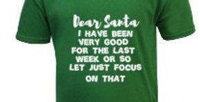 Dear Santa...T-shirt
