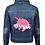 Thumbnail: Unicorn Denim Jacket 3m-13yrs (GIRLS)