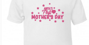 My first mothers day