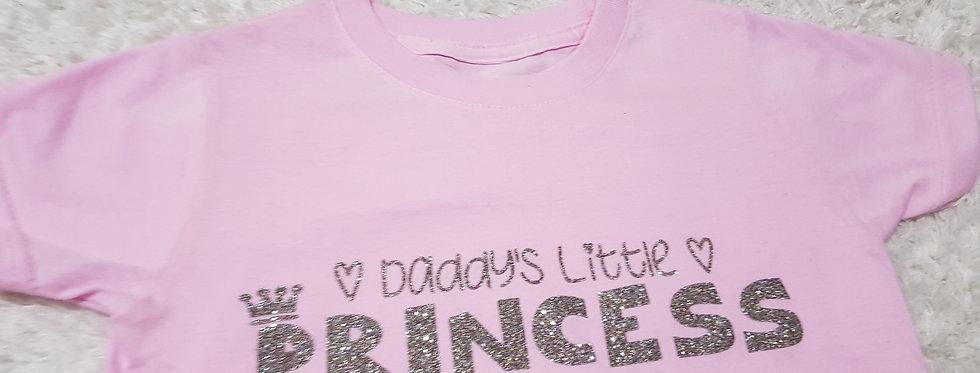 Daddy's little PrincessT-shirt