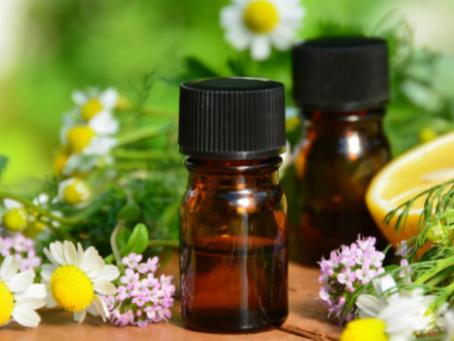 Antioxidants and Aromatherapy