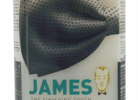 James PVC zijdemat