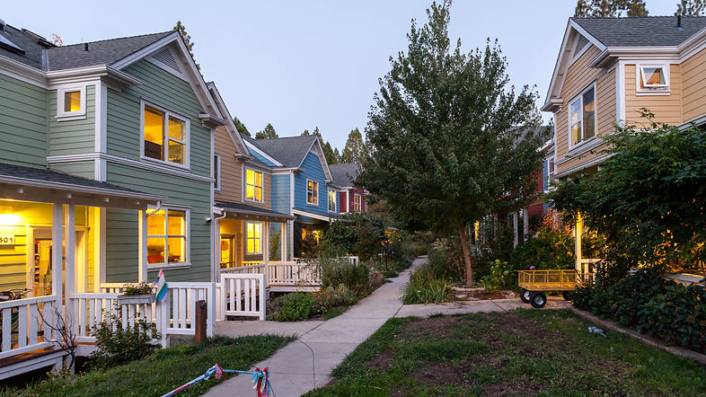 Nevada City Cohousing Photo by Kat Alves