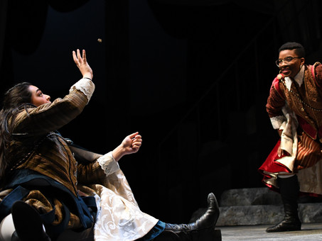 Rosencrantz and Guildenstern Are Dead: Review