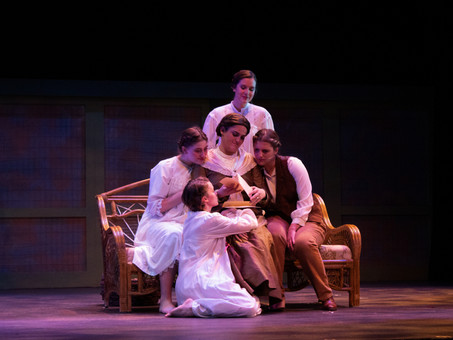 Little Women, The Broadway Musical: Review