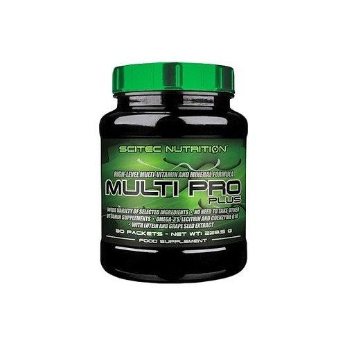 SCITEC NUTRITION витамины Multi pro plus 30пак