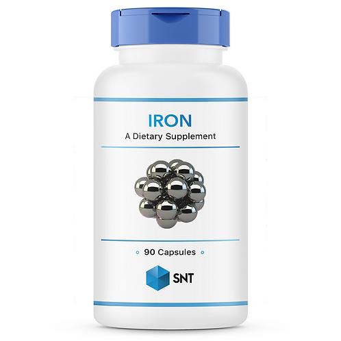 SNT железо Iron 36mg 90капс