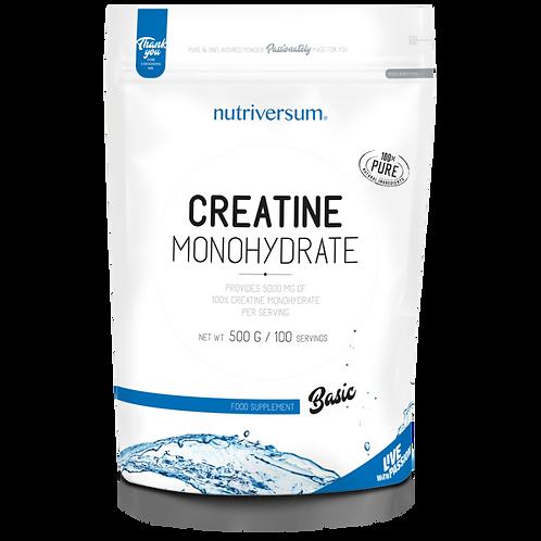 NUTRIVERSUM Creatine Monohydrate 100порц 500г без вкуса