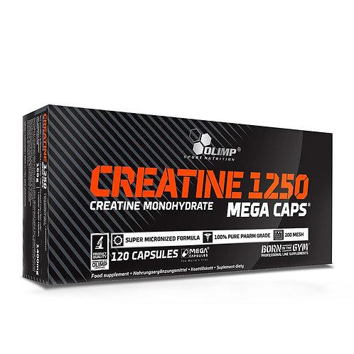 Olimp Creatine 1250 Monohydrate 120 капс.