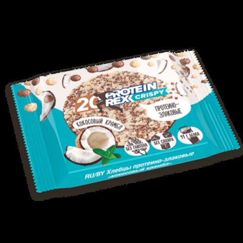 ProteinRex crispy «Кокосовый крамбл» (20% протеина) 55гр