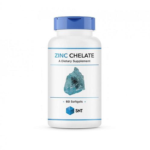 SNT Zinc Chelate 30мг 90капс