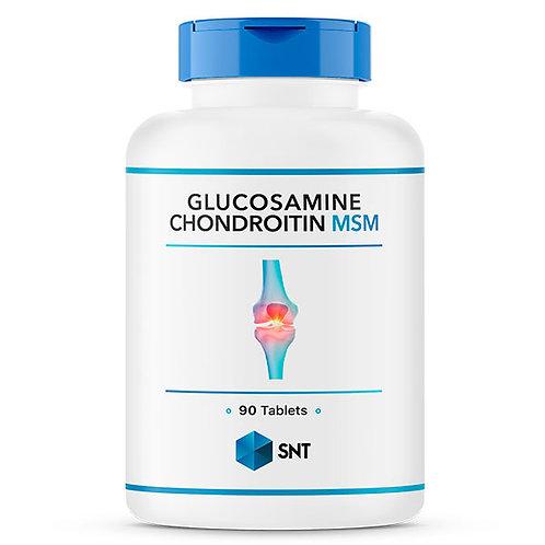 SNT Glucosamine/Chondroitine/MSM 90таб
