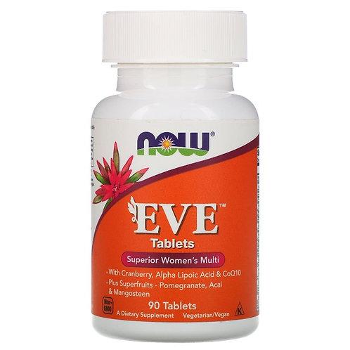 NOW EVE витамины женские 90таб