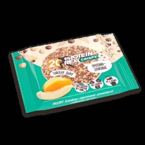 ProteinRex crispy «Тайская дыня» (20% протеина)55гр