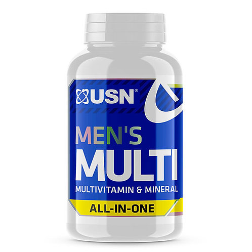 USN витамины Super Multi for Men 90таб
