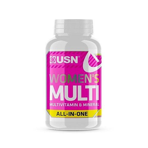 USN витамины Super Multi for Women 90таб