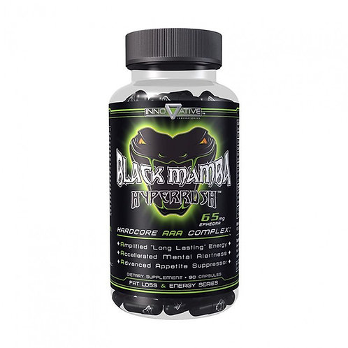 INNOVATIVE Black Mamba жиросжигатель 90капс