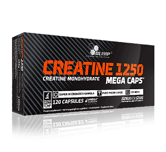 OLIMP Creatine Monohydrate 1250мг 120капс
