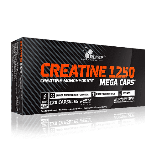 OLIMP Creatine Monohydrate 1250мг 120капс