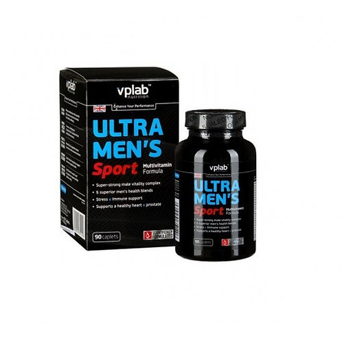 VPLAB витамины Ultra Men's Sport 90 капсул